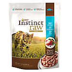 Nature's Variety® Instinct® Raw Bites Cat Food - Natural, Grain Free, Frozen Raw, Chicken & Tuna