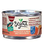Purina® Beyond® Natural Cat Food - Grain Free, Salmon & Sweet Potato