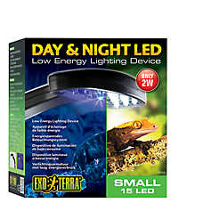 Exo Terra® Day & Night LED Terrarium Fixture