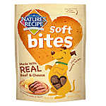 Nature's Recipe® Soft Bites Beef & Cheese Dog Treat