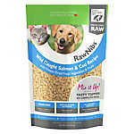 Only Natural Pet RawNibs Pet Food - Freeze Dried Raw, Grain Free, Salmon & Cod
