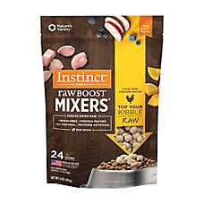 Nature's Variety® Instinct® Raw Boost Mixers Dog Food Topper - Grain Free, Freeze Dried Raw, Chicken