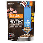 Nature's Variety® Instinct® Raw Boost Mixers Dog Food Enhancer - Grain Free, Freeze Dried, Turkey