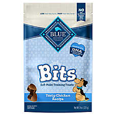 BLUE Bits® Natural Soft-Moist Chicken Training Dog Treat