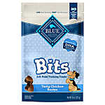 BLUE Bits® Natural Soft-Moist Chicken Training Dog Treat