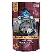 BLUE Wilderness® Rocky Mountain Recipe™ Natural Grain Free Bison Dog Treat