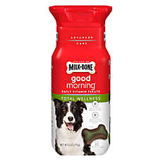 Milk-Bone® Good Morning Daily Vitamin Dog Treat - Total Wellness