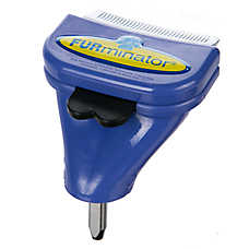 FURminator® FURflex™ Comfort Edge Contoured Head deShedding Dog Tool