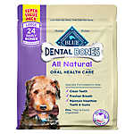 BLUE™ Dental Bones Natural Large Dog Treat