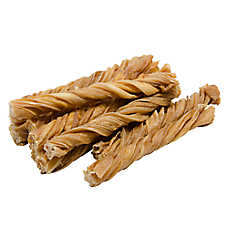 "Only Natural Pet Free Range 5"" Tripe Twist Dog Treat"