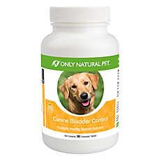 Only Natural Pet Bladder Control Chewable Dog Tablets