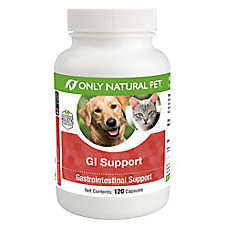 Only Natural Pet Gastro-Intestinal Support Capsule