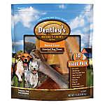 Dentley's® Nature's Chews Natural Buffalo Ears Medium Dog Treat