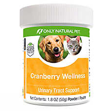 Only Natural Pet Cranberry Wellness Powder