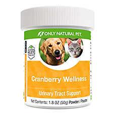 Only Natural Pet Cranberry Wellness Powder