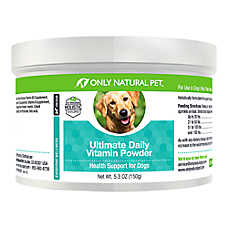Only Natural Pet Ultimate Daily Vitamins Plus Support