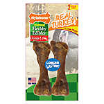 Nylabone® Healthy Edibles® Natural, Grain Free, Turkey, Meduim Dog Treat