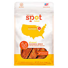 Spot Farms Natural Chicken Jerky Dog Treat