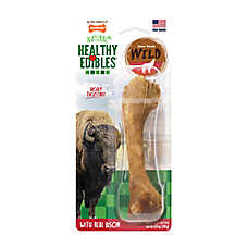 Nylabone® Healthy Edibles® Natural, Grain Free, Bison, Large Dog Treat
