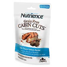 Nutrience® Grain Free Cabin Cuts Maple Glazed Salmon Dog Treat