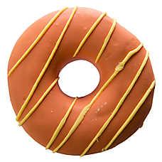 Grreat Choice® Pet Halloween Donut Dog Treat