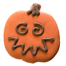 Grreat Choice® Pet Halloween Decorated Cookie Dog Treat (CHARACTER VARIES)