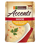 Simply Nourish™ Accents Adult Cat Food - Sauce, Alfredo with Chicken