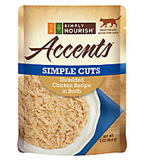 Simply Nourish™ Accents Adult Cat Food - Simple Cuts, Chicken
