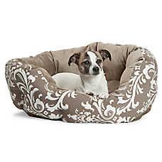 Best Friends by Sheri Dutchess Cuddler Dog Bed