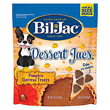 Bil-Jac® Dessert Jacs Pumpkin Pie Dog Treat
