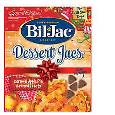 Bil-Jac® Dessert Jacs Caramel Apple Pie Dog Treat
