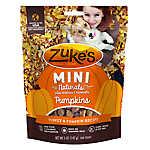 Zuke's® Mini Naturals™ Ghosts Turkey & Pumpkin Dog Treat