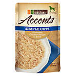 Simply Nourish™ Accents Adult Dog Food - Simple Cuts, Chicken