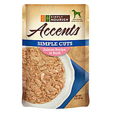 Simply Nourish™ Accents Adult Dog Food - Simple Cuts, Salmon