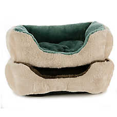 Grreat Choice™ Cuddler Cat Bed (COLOR VARIES)