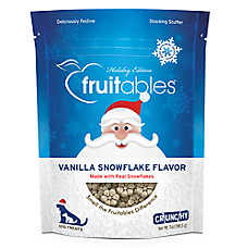 Fruitables® Snowflake Dog Treat
