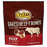 NUTRO® Natural Baked Beefy Bones Dog Treat