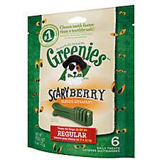 GREENIES® Scary Berry Regular Dental Dog Treat