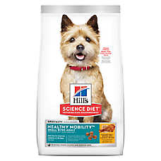 Hill's® Science Diet® Healthy Mobility Adult Dog Food - Small Bites, Chicken Meal & Rice