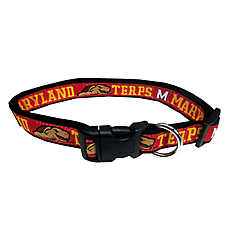 University of Maryland Terrapins NCAA Dog Collar
