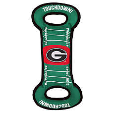University of Georgia Bulldog NCAA Field Dog Toy