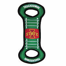 Iowa State University Cyclones NCAA Field Dog Toy