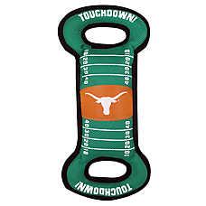 Texas Longhorns NCAA Field Dog Toy