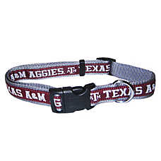 Texas A&M University Aggies NCAA Dog Collar