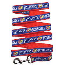 University of Kansas Jayhawks NCAA Dog Leash