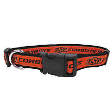 Oklahoma State Cowboys NCAA Dog Collar