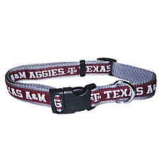 Texas A&M University Aggies NCAA Dog Collar