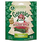 GREENIES® Holiday Spice Teenie Dental Dog Treat
