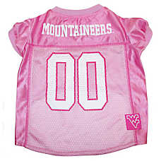West Virginia Mountaineers NCAA Jersey
