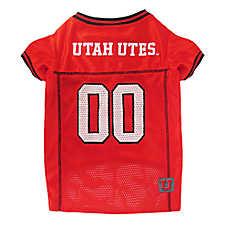 Utah Utes NCAA Jersey